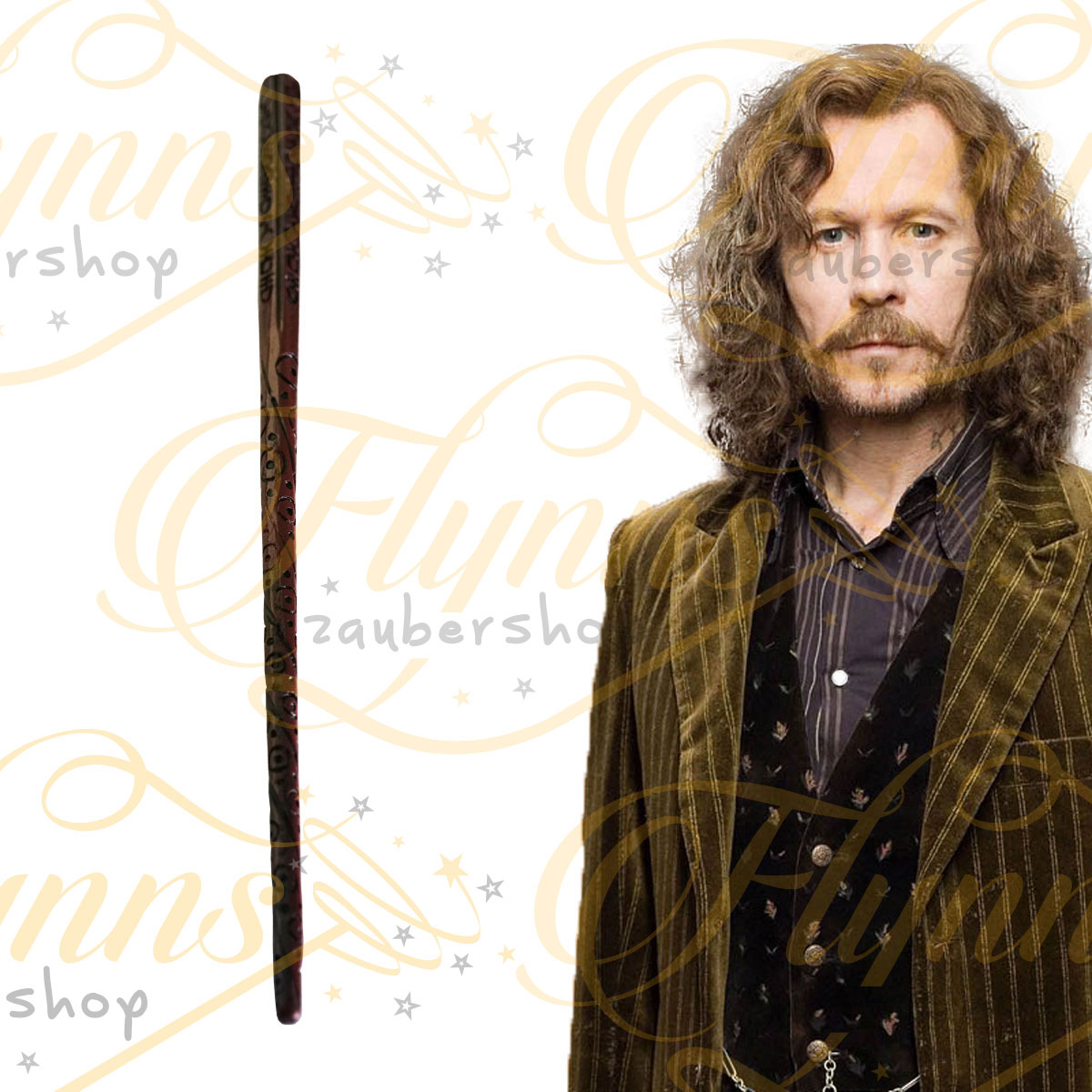 Sirius Black | Harry Potter | Flynns Zaubershop